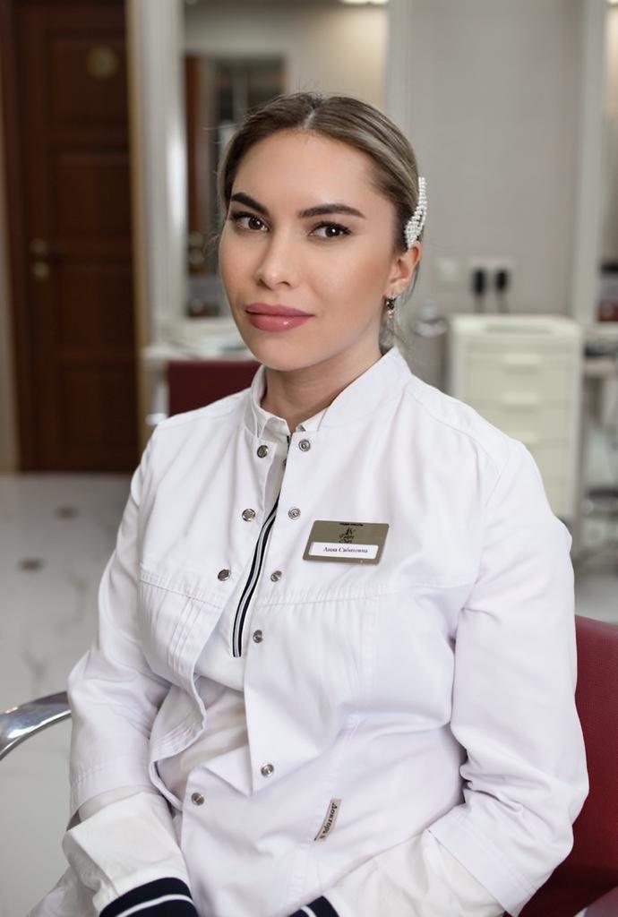 Анна Сабитовна